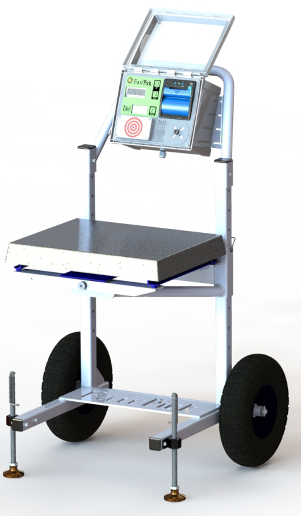 FairPick Mobile Picker Weigh Station